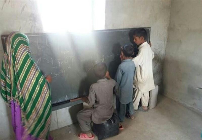معلمی در روستاهای محروم با 500 هزار تومان