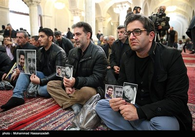 Senior Iranian Officials Pay Tribute to Sanchi Oil Tanker Victims