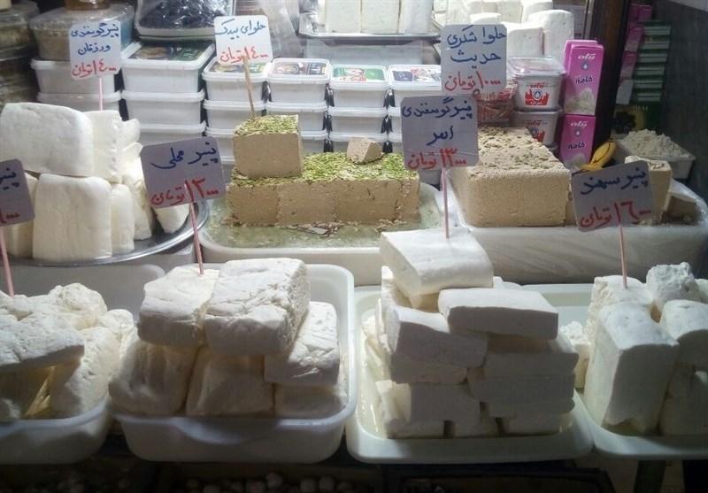 خوردنی باستانی ایرانی در بزرگترین بازار سرپوشیده جهان + تصاویر