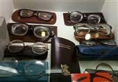 تصاویری پندآموز برای درسنخوانها/عینکهای جالب مرد نخستین