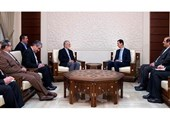 بشار اسد و خرازی