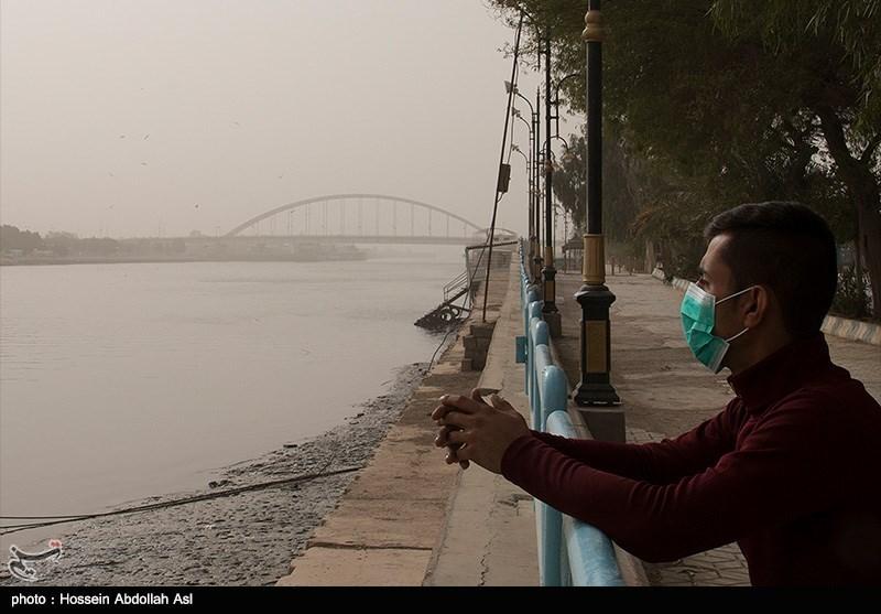 میلیونها لیتر آب در خوزستان هدر رفت؛ کانونهای گردوخاک تشنه یک جرعه آب