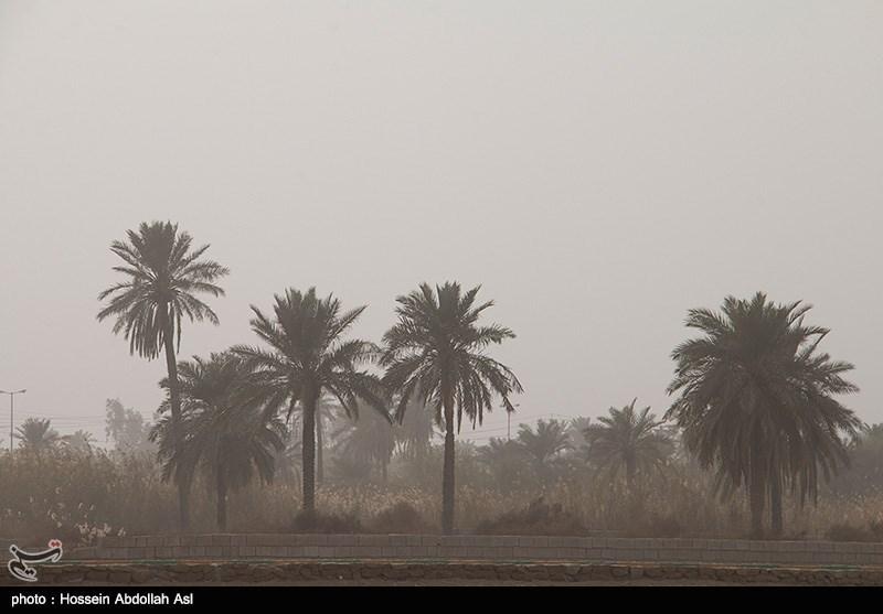 زاهدان| هوای منطقه سیستان ناسالم شد