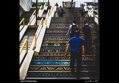 پله های ولیعصر