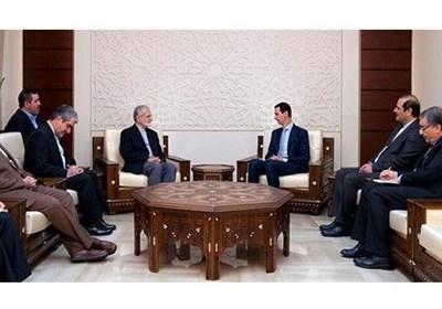 اسد: تجاوز ترکیه به عفرین، در راستای ادامه حمایت از تروریسم است