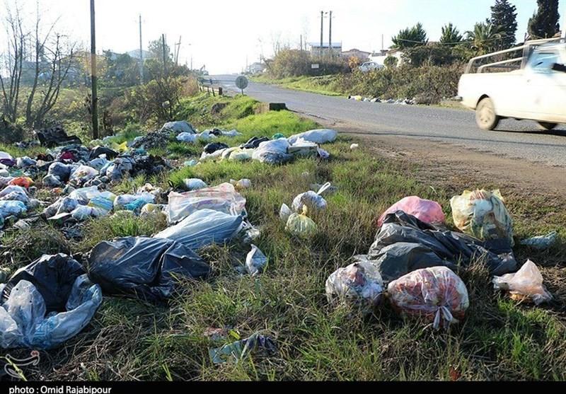 فاجعه زیستمحیطی در روستاهای کلاچای رودسر به روایت تصویر