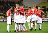 لوشامپیونه|موناکو با برتری قاطع به رده دوم بازگشت
