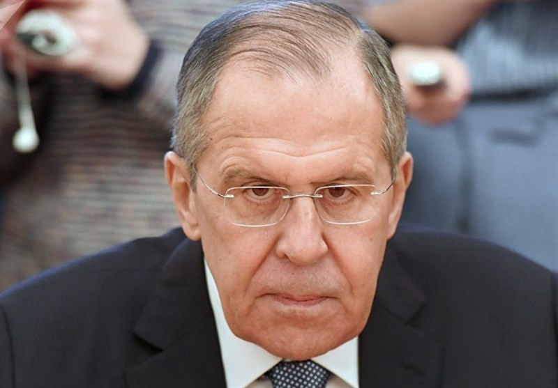 لافروف: العقوبات الأمریکیة على روسیا لا مبرر لها ولن تؤثر على سیاستنا الخارجیة