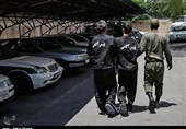 مشهد|عامل سرقتهای سریالی باطری خودرو دستگیر شد