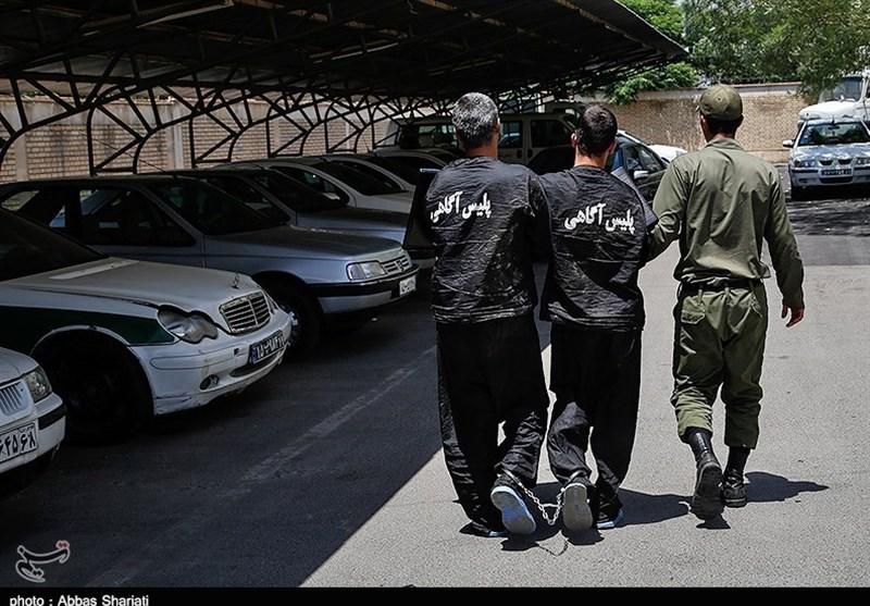 سارقان حرفه ای در نیشابور به دام پلیس افتادند