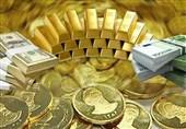 قیمت طلا، قیمت دلار، قیمت سکه و قیمت ارز امروز 97/05/23