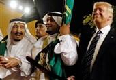 وقتی ترامپ از دیرباز چشم طمع به منابع کشورهای عربی خلیج فارس داشت