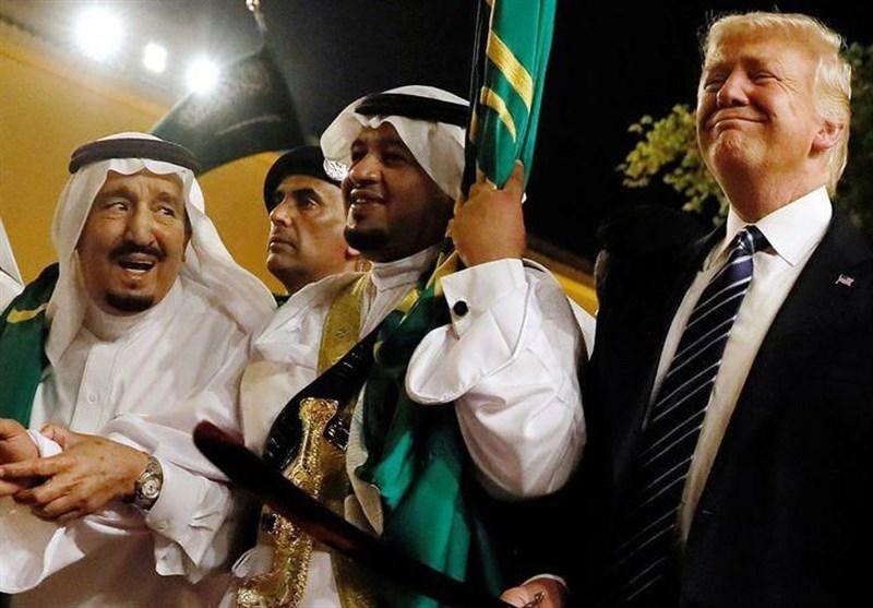 عربستان| تحقیر پشت تحقیر؛ خبری از واکنش سعودیها به اهانتهای ترامپ نیست