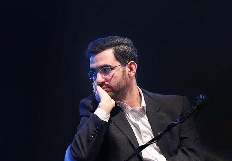 وزیر ارتباطات: مشکل مزاحمت پیامکهای تبلیغاتی تا شهریور حل میشود/تیم فوتبال غرور ملی را حفظ کرد