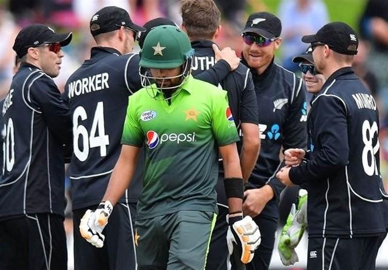 پاکستان کو ون ڈے کے بعد ٹی 20 میں بھی شکست