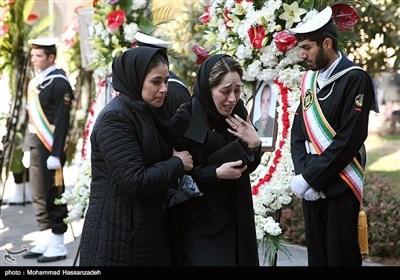 """ایرانی تیل بردار جہاز """"سانچی"""" میں جاں بحق ہوانے والوں کی یاد میں مراسم"""