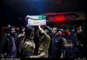 وداع با شهید مدافع حرم محمد معافی