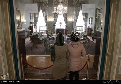تالار نشیمن خانوادگی شاه