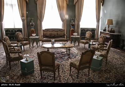 اتاق انتظار میهمانان