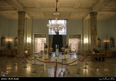 کاخ ملت در مجموعه سعد آباد