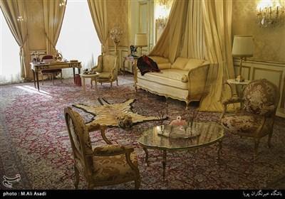 اتاق استراحت شاه