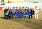 گلریزان هیئت فوتبال قم برای کمک به مناطق سیلزده برگزار شد