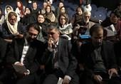 وزیر ارشاد در جمع خبرنگاران از سلامت تئاتر گفت