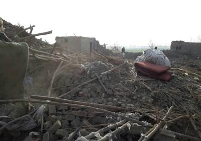 افغانستان | حملات هوایی تلافی جویانه آمریکا به اهداف غیرنظامی در شمال افغانستان