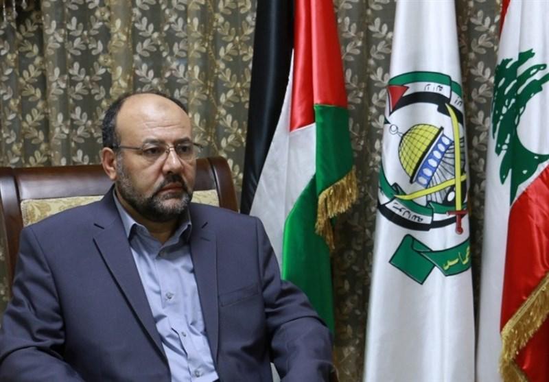 ممثل حماس فی لبنان لــ تسنیم : رسالتنا لإیران هی التأکید على وحدة جهود الأمة لمواجهة الاستکبار العالمی