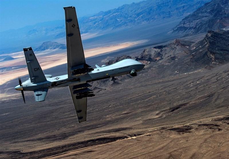 کشف پهپاد آمریکایی از انبار داعش در عراق + عکس