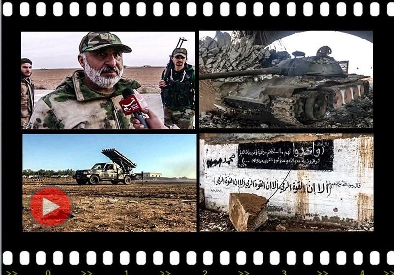 تحولات سوریه | دوربین تسنیم در فرودگاه «ابوالظهور»/ ایستگاهی برای رسیدن ارتش به عمق «ادلب» و دژ بزرگ تکفیریها