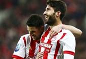 انصاریفرد: میخواهم با آقای گلی سوپر لیگ یونان به جام جهانی بروم