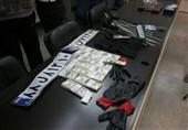 ارتباط امانت 120 هزار دلاری یک بادیگارد با سرقت طلافروشی یافتآباد + فیلم و عکس