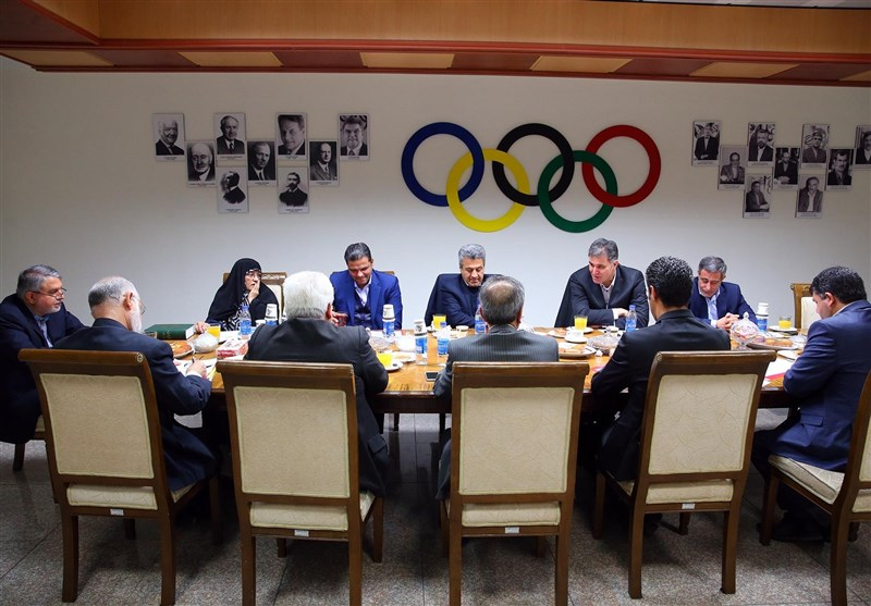 بررسی تخصیص بودجه فدراسیونها در هیئت اجرایی کمیته ملی المپیک/ ارائه نحوه پرداخت حقوق المپینها