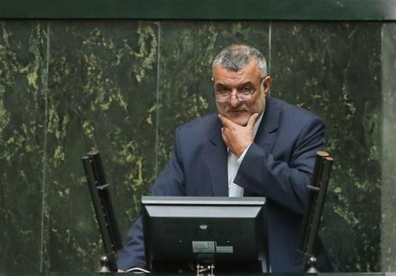 کارت زرد دوباره مجلس به «حجتی»