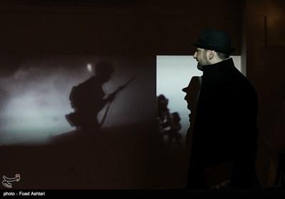 افتتاح نمایشگاه دهمین جشنواره هنرهای تجسمی فجر