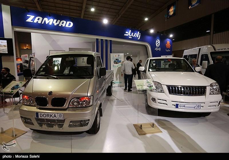 ایران صرف 6 فیصد گاڑیاں درآمد کرتا ہے، وزارت صنعت