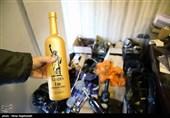 شناسایی قاچاقچیان مشروب در تهران با همکاری بسیج