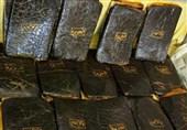 197 کیلو مواد مخدر حشیش از یک دستگاه خودروی دنا در کرج کشف شد