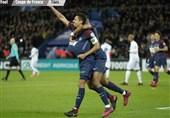 جام حذفی فرانسه| صعود پاریسنژرمن در یک بازی پرگل