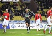 جام حذفی فرانسه|موناکو در خانه حذف شد