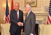 گفتوگوی تلفنی وزیران خارجه مصر و آمریکا درباره عملیات عفرین