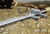سرنگونی پهپاد جاسوسی ائتلاف متجاوز سعودی در مرز یمن