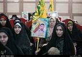 تکریم مادران و همسران شهدای مدافع حرم در تهران و مشهد