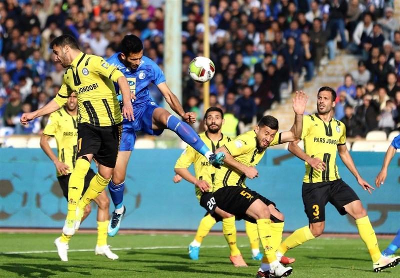 جدول لیگ برتر فوتبال در پایان روز دوم از هفته بیستویکم؛ استقلال قاطعانه برد اما تکان نخورد!