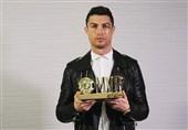 رونالدو: با بردن لیگ قهرمانان سالی باورنکردنی خواهیم داشت