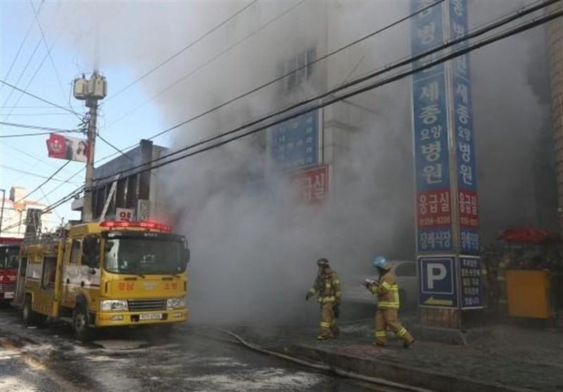 Blaze in South Korean Hospital Kills 41, over 70 Injured