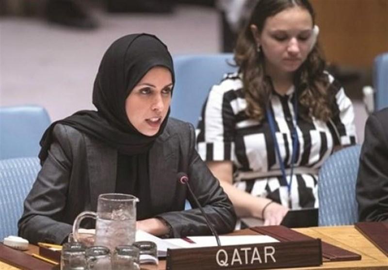 قطر: محاصره ما بر اساس بهانههای دروغین صورت گرفته است