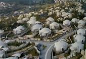 گنبدخانه ایرانی ضدزلزله در نمایشگاه گردشگری/خانههای ارزان برای بومگردی
