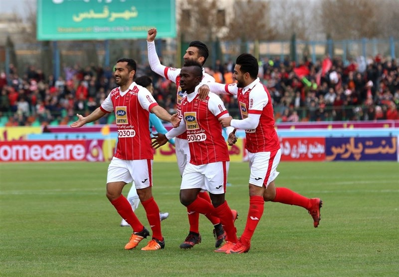 Persepolis Defeats Paykan in Iran Professional League